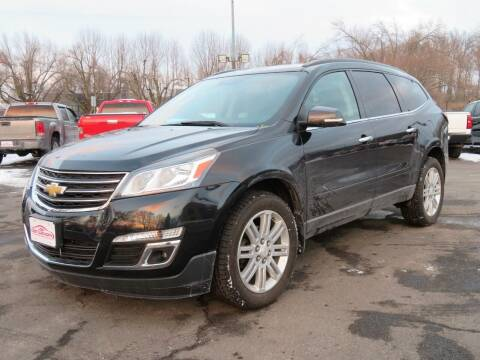 2014 Chevrolet Traverse for sale at Low Cost Cars North in Whitehall OH