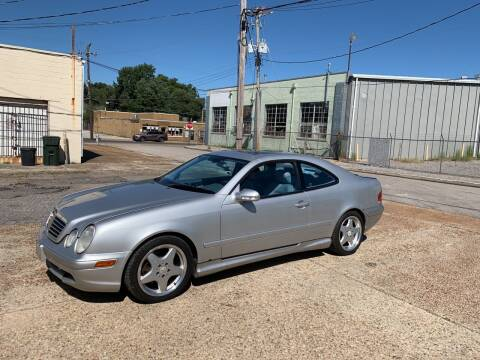 2001 Mercedes-Benz CLK for sale at Memphis Auto Sales in Memphis TN