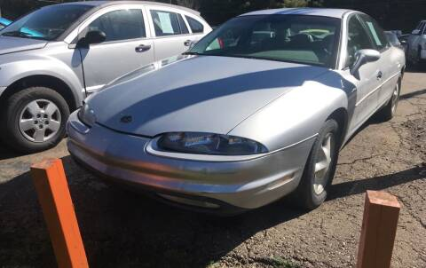 1999 Oldsmobile Aurora for sale at CARS R US in Caro MI