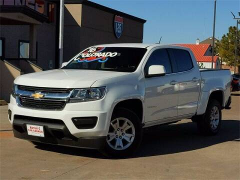 2016 Chevrolet Colorado for sale at Bryans Car Corner in Chickasha OK