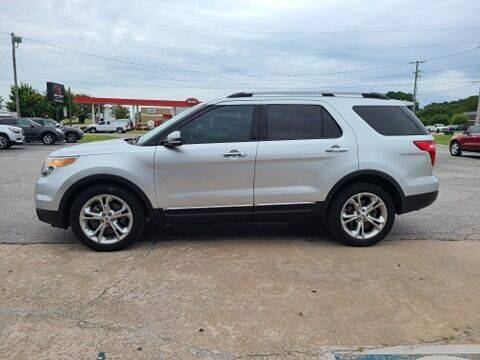 2013 Ford Explorer for sale at Smooth Solutions 2 LLC in Springdale AR