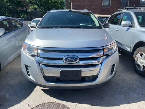 2013 Ford Edge for sale at Capitol Hill Auto Sales LLC in Denver CO