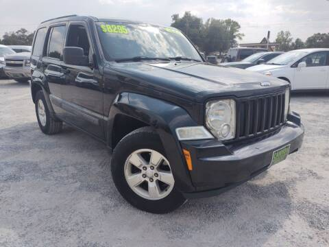 2012 Jeep Liberty for sale at Canyon View Auto Sales in Cedar City UT