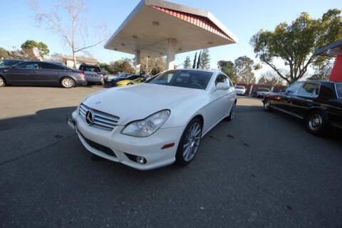 2008 Mercedes-Benz CLS for sale at Phantom Motors in Livermore CA