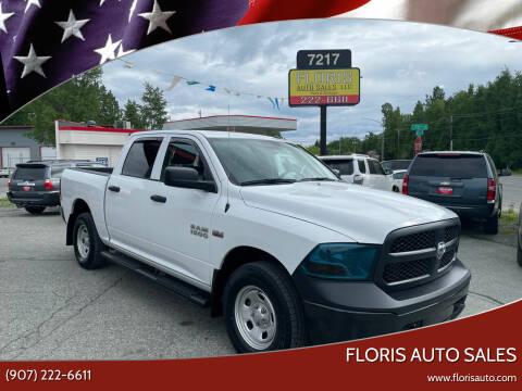2017 RAM Ram Pickup 1500 for sale at FLORIS AUTO SALES in Anchorage AK