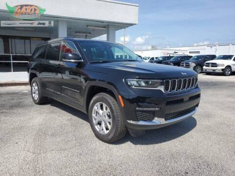 2021 Jeep Grand Cherokee L for sale at GATOR'S IMPORT SUPERSTORE in Melbourne FL