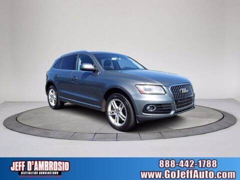 2014 Audi Q5 for sale at Jeff D'Ambrosio Auto Group in Downingtown PA
