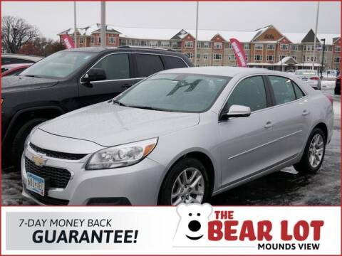 2014 Chevrolet Malibu for sale at Rydell Auto Outlet in Mounds View MN