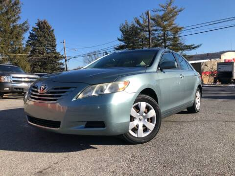 2008 Toyota Camry for sale at Keystone Auto Center LLC in Allentown PA