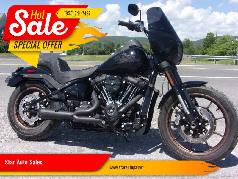 2020 Harley-Davidson LOW RIDER for sale at Star Auto Sales in Fayetteville PA