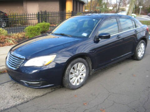 2014 Chrysler 200 for sale at Top Choice Auto Inc in Massapequa Park NY