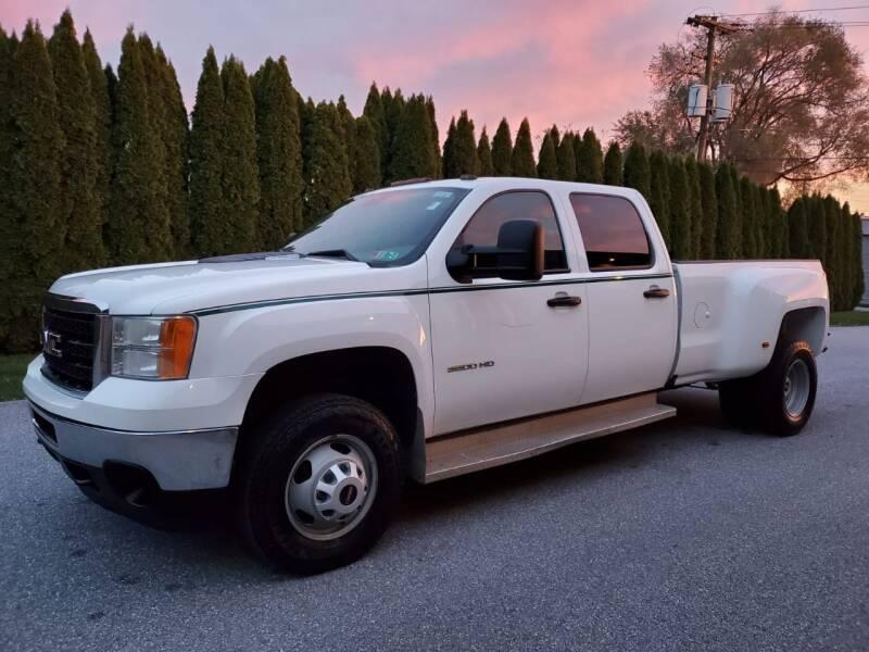 2013 GMC Sierra 3500HD for sale at Kingdom Autohaus LLC in Landisville PA