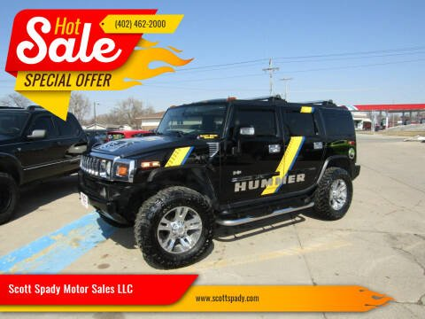 2006 HUMMER H2 for sale at Scott Spady Motor Sales LLC in Hastings NE