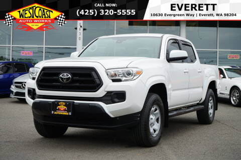 2020 Toyota Tacoma for sale at West Coast Auto Works in Edmonds WA
