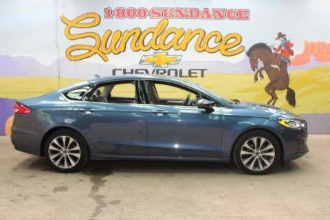 2019 Ford Fusion for sale at Sundance Chevrolet in Grand Ledge MI