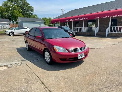 2006 Mitsubishi Lancer for sale at Taylor Auto Sales Inc in Lyman SC