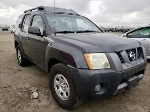 2007 Nissan Xterra for sale at TOP OFF MOTORS in Costa Mesa CA