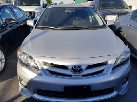2011 Toyota Corolla for sale at Ournextcar/Ramirez Auto Sales in Downey CA