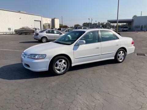 1998 Honda Accord for sale at PRICE TIME AUTO SALES in Sacramento CA