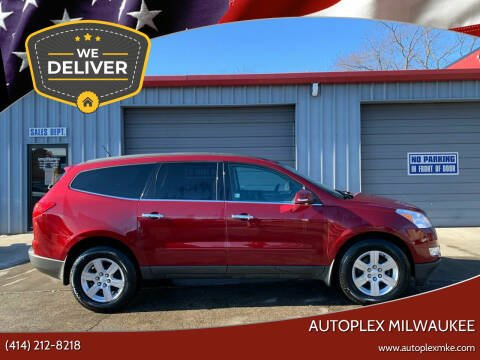 2010 Chevrolet Traverse for sale at Autoplex 3 in Milwaukee WI
