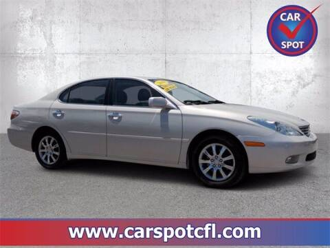 2004 Lexus ES 330 for sale at Car Spot Of Central Florida in Melbourne FL
