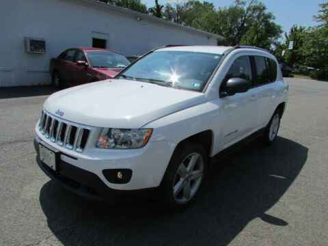 2011 Jeep Compass for sale at Purcellville Motors in Purcellville VA