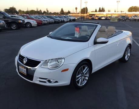 2009 Volkswagen Eos for sale at My Three Sons Auto Sales in Sacramento CA
