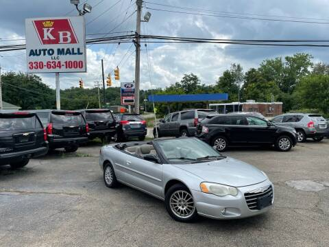 2005 Chrysler Sebring for sale at KB Auto Mall LLC in Akron OH