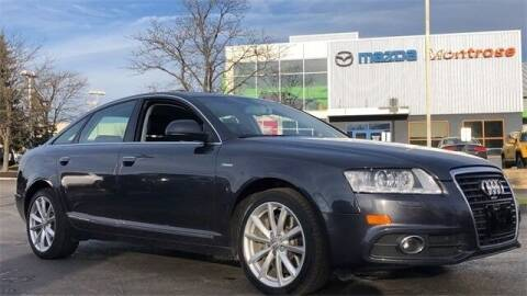 2011 Audi A6 for sale at Cj king of car loans/JJ's Best Auto Sales in Troy MI