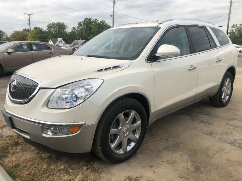 2011 Buick Enclave for sale at Rocket Cars Auto Sales LLC in Des Moines IA