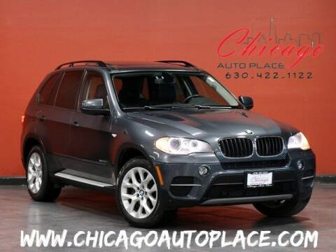 2013 BMW X5 for sale at Chicago Auto Place in Bensenville IL