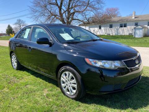 2012 Kia Forte for sale at Good Value Cars Inc in Norristown PA