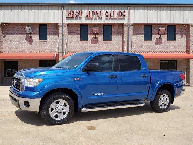 2008 Toyota Tundra for sale at Best Auto Sales LLC in Auburn AL