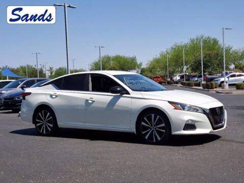 2019 Nissan Altima for sale at Sands Chevrolet in Surprise AZ
