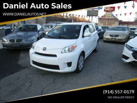 2008 Scion xD for sale at Daniel Auto Sales in Yonkers NY