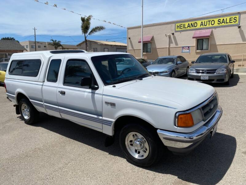 1997 Ford Ranger for sale at HEILAND AUTO SALES in Oceano CA