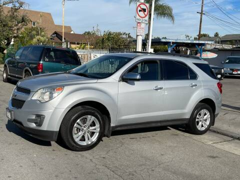 2011 Chevrolet Equinox for sale at Olympic Motors in Los Angeles CA