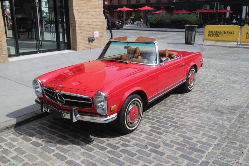 1971 Mercedes-Benz 280-Class for sale in New York, NY