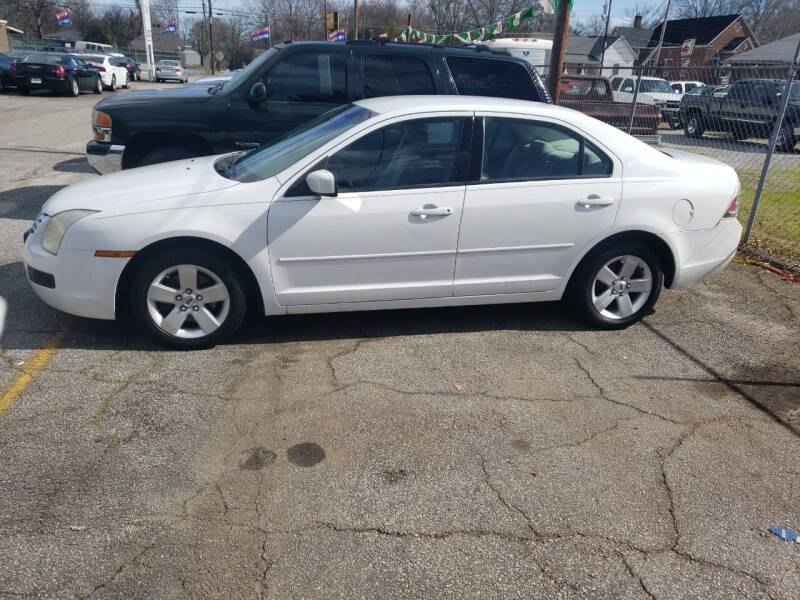 2006 Ford Fusion for sale at A-1 Auto Sales in Anderson SC