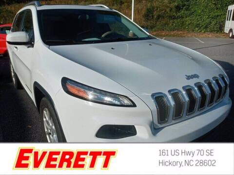 2014 Jeep Cherokee for sale at Everett Chevrolet Buick GMC in Hickory NC