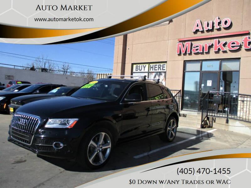 2013 Audi Q5 for sale at Auto Market in Oklahoma City OK