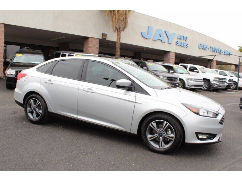 2018 Ford Focus for sale in Tucson, AZ