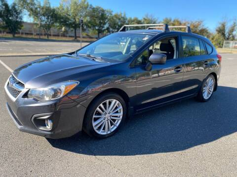 2013 Subaru Impreza for sale at Bluesky Auto in Bound Brook NJ