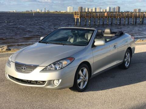 2005 Toyota Camry Solara for sale at Orlando Auto Sale in Port Orange FL