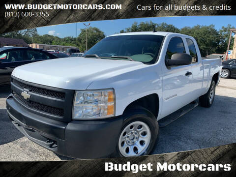 2007 Chevrolet Silverado 1500 for sale at Budget Motorcars in Tampa FL
