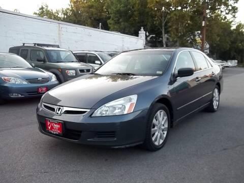2007 Honda Accord for sale at 1st Choice Auto Sales in Fairfax VA