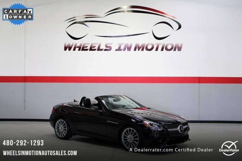 2020 Mercedes-Benz SLC for sale in Tempe, AZ