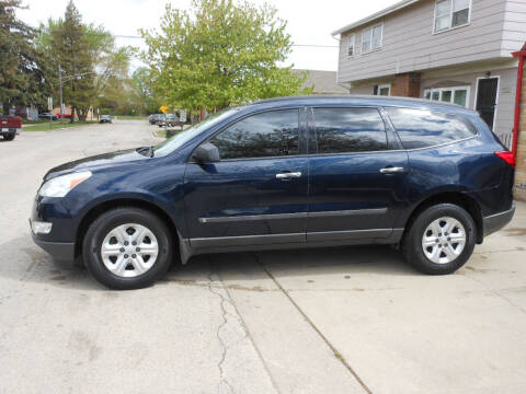 2009 Chevrolet Traverse for sale at Grand River Auto Sales in River Grove IL