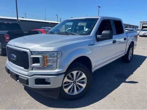 2018 Ford F-150 for sale at FREDY USED CAR SALES in Houston TX
