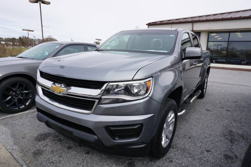 2018 Chevrolet Colorado for sale at Modern Motors - Thomasville INC in Thomasville NC